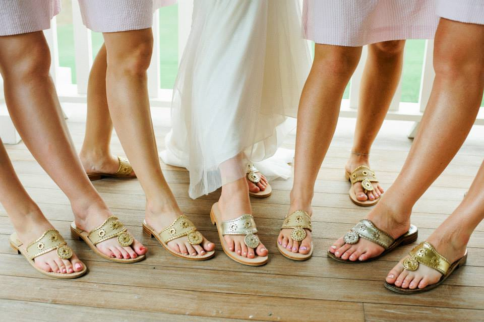jack rogers for your wedding