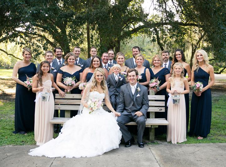 Preppy Southern Wedding In Savannah Preppy Wedding Style