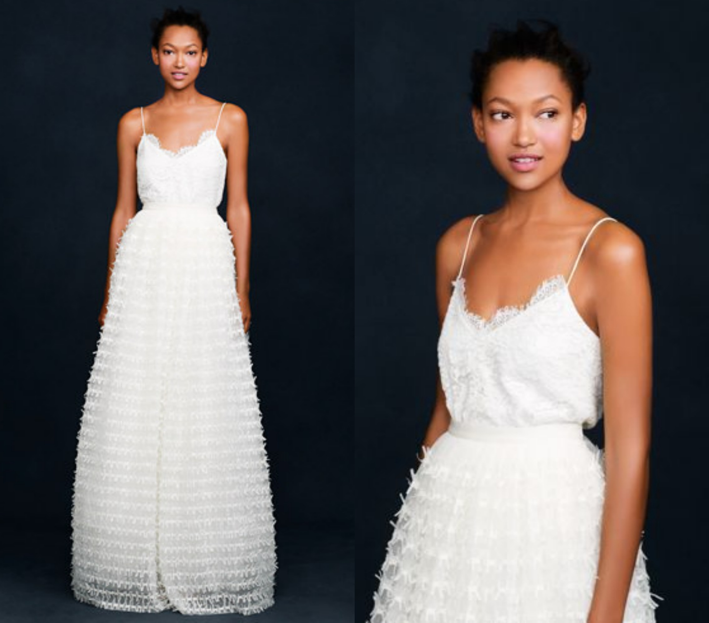 J crew wedding dresses for the preppy bride preppy for J crew beach wedding dress