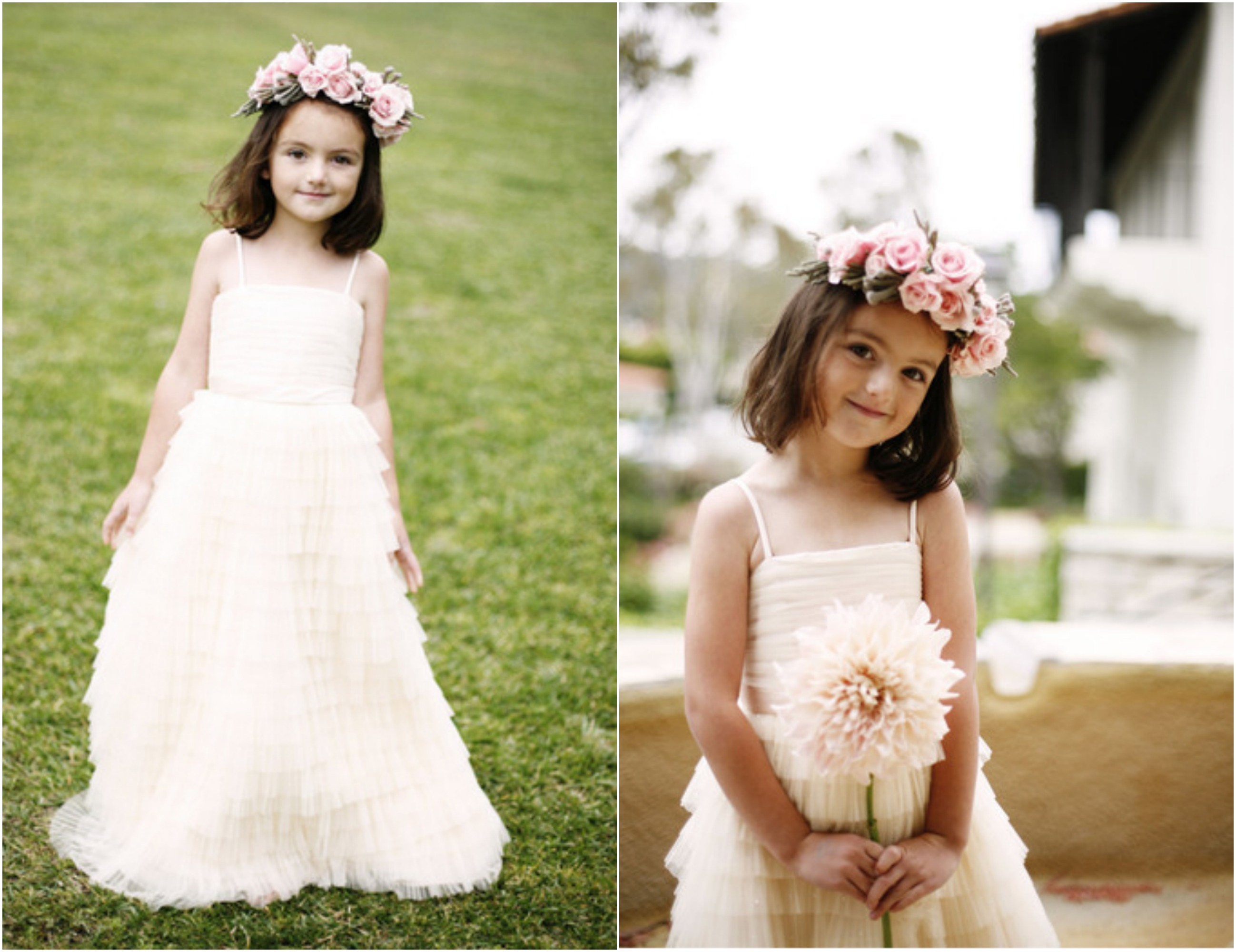 Flower Girl | #ccseventsrva #flowergirl #