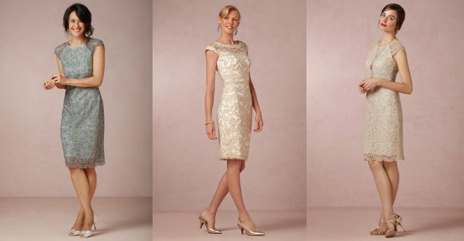 Preppy Mother Of The Bride Dresses Wedding Style