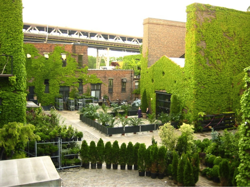 5 unique nyc wedding venues preppy wedding style for Outdoor wedding venues ny