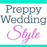 Preppy Wedding Style